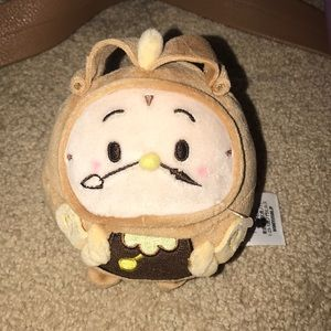 Cogsworth mini plush!